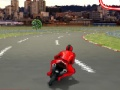 Game Motorbike racing 3D. I-play ang online