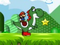 Game Mario at Yoshi Adventure 3. I-play ang online