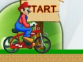 Game Mario BMX Champ. I-play ang online