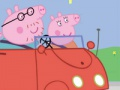 Game Peppa Car. I-play ang online