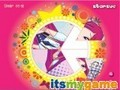 Game Winx Roxy Estilo: Round puzzle. I-play ang online