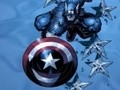 Game Captain America - bangungot. I-play ang online