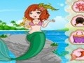 Game Little kapatid na babae sirena. I-play ang online